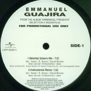 Roger Sanchez - Guajira