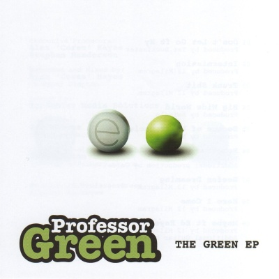 Professor Green - The Green EP (EP)