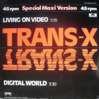 Trans-X - Digital World (Remixes) (Album)