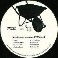 Olav Basoski - RTZ Tools (Single)