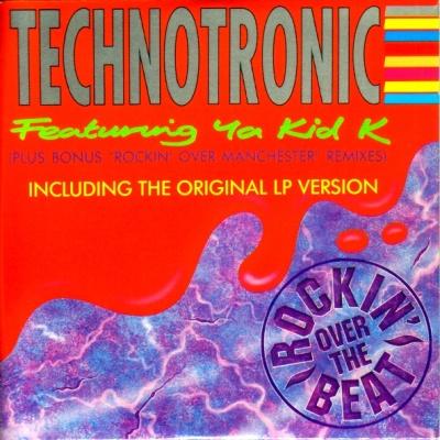 Technotronic - Rocking Over Beat (Single)