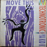 Technotronic - Move This (Single)