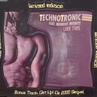 Technotronic - Like This (Limited Edition Single) (Single)