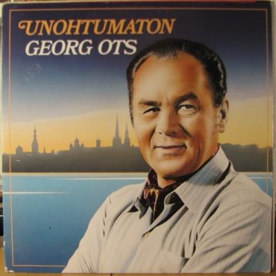 Георг Отс - Unohtumaton (Album)
