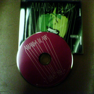 Amanda Blank - I Love You (Album)
