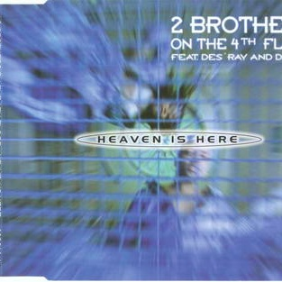 2 Brothers On The 4th Floor - Heaven Is Here (Album)