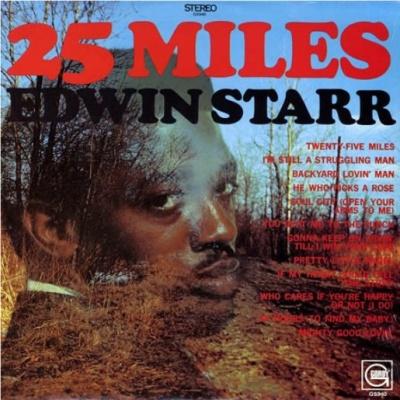 Edwin Starr - 25 Miles (Album)