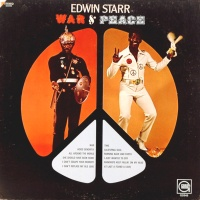 Edwin Starr - War & Peace (Album)