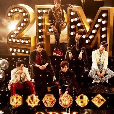 2PM - 2PM Of 2PM CD1 (Album)
