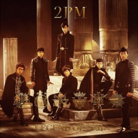 - Legend Of 2PM CD1