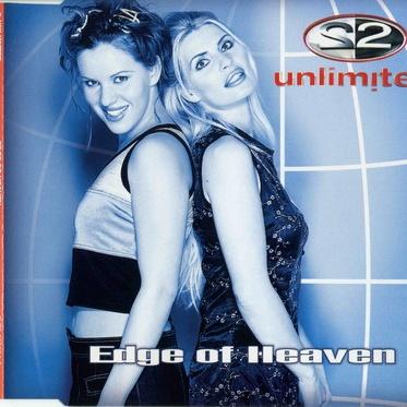 2 Unlimited - Edge Of Heaven (Single)