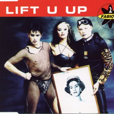 2 Fabiola - Lift U Up (Album)