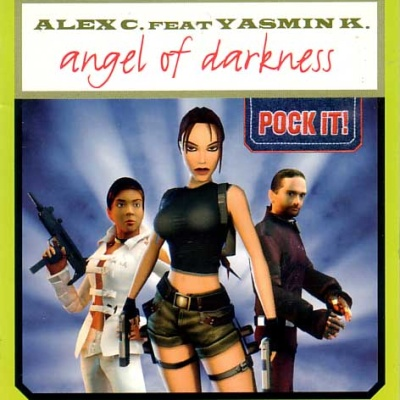 Alex C. feat. Y-Ass - Angel Of Darkness (Maxi-Single)