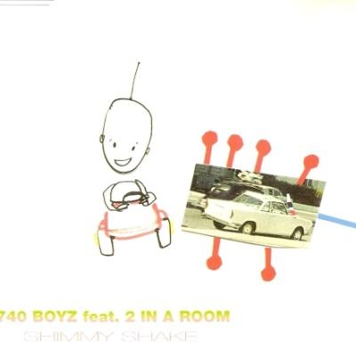 740 Boyz - Shimmy Shake (Single)