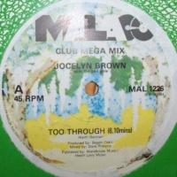 Jocelyn Brown - Too Through (Single)