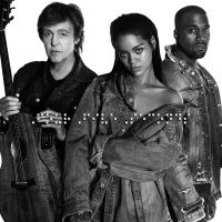 Rihanna - FourFiveSeconds (Single)