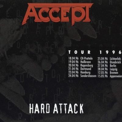 Accept - Hard Attack (Single)