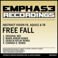 Abstract Vision - Free Fall (Single)