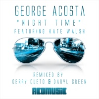 George Acosta - Nite Time (Single)
