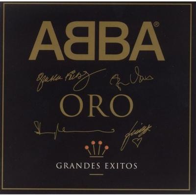 ABBA - Oro — Grandes Exitos