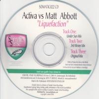 Activa - Liquefaction (Single)
