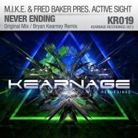 M.I.K.E. - Never Ending (Single)