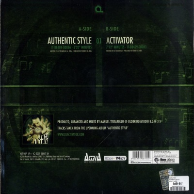 DJ Activator - Authentic Style