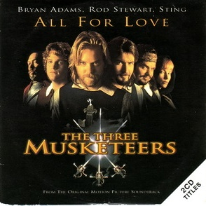 Bryan Adams - All For Love (CDS)
