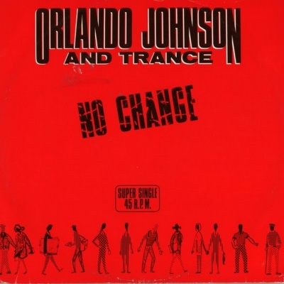 Orlando Johnson - No Change / Turn the Music On (EP)