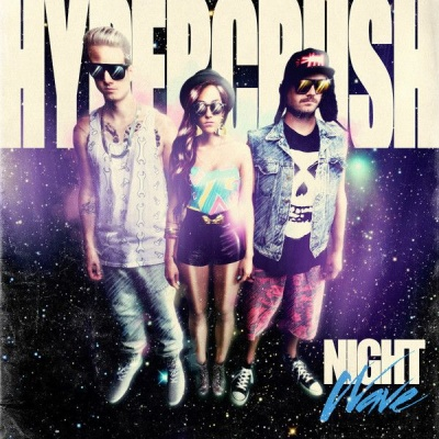 Hyper Crush - Night Wave (Album)