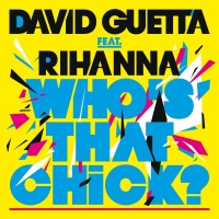 Rihanna - Who's That Chick? (Single) (Single)