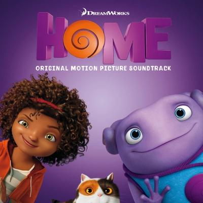Rihanna - Home (Original Motion Picture Soundtrack) (Soundtrack)