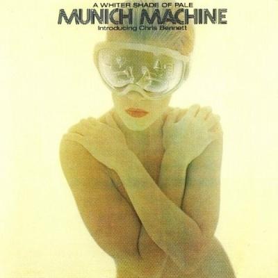 Munich Machine - A Whiter Shade Of Pale (Album)