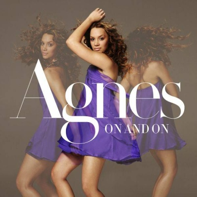 Agnes Carlsson - On And On (CDS)
