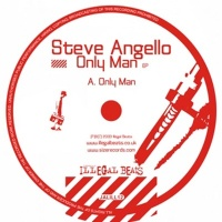 Steve Angello - Only Man EP WEB (Album)