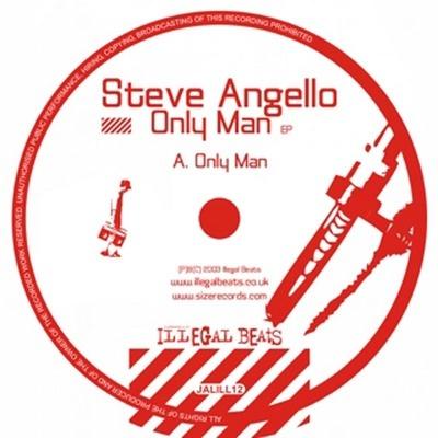 Steve Angello - Only Man EP WEB (Album)