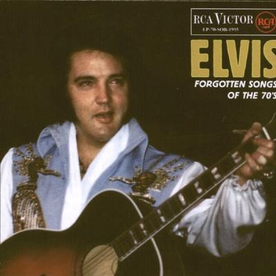 Elvis Presley - Forgotten Songs - The Essential 70s Masters Vol II CD2