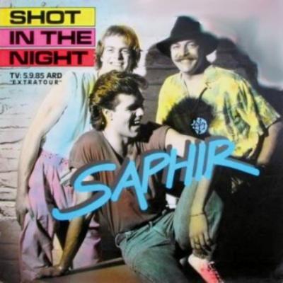 Saphir - Shot In The Night (Album)