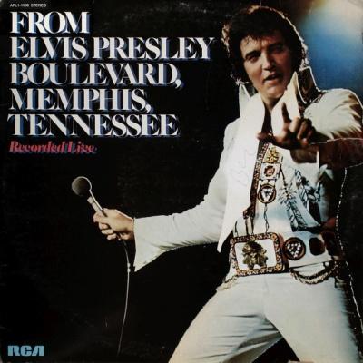 Elvis Presley - From Elvis Presley Boulevard, Memphis, Tennessee (Album)