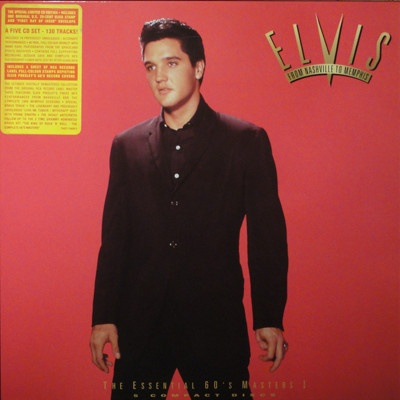 Elvis Presley - From Nashville To Memphis - The Essential 60's Masters I (CD 5) (Album)