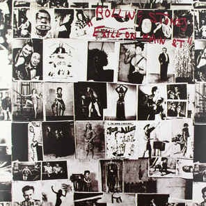 The Rolling Stones - Exile On Main St. (Album)