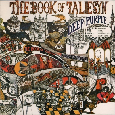 Deep Purple - The Book Of Taliesyn (Album)