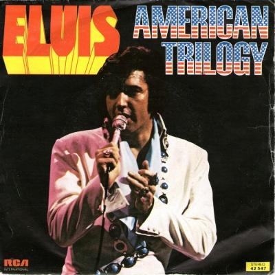 Elvis Presley - An American Trilogy (Single)