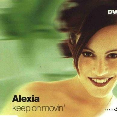 Alexia - Keep On Movin' (Single)