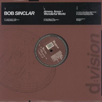 Bob Sinclar - Amora, Amor / Wonderful World Vinyl