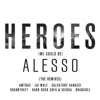 - Heroes (We Could Be) The Remixes