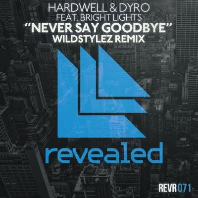 Hardwell - Never Say Goodbye (Wildstylez Remix) (Single)