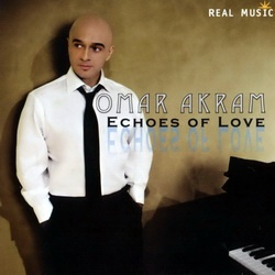 Omar Akram - Echoes of Love [CD' USA Real Music]