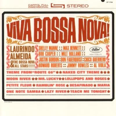 Laurindo Almeida - Viva Bossa Nova! (Album)
