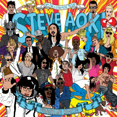 Steve Aoki - Wonderland (Remixed) (Album)